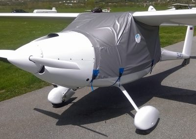 Pipistrel Sinus - Short Canopy Cover